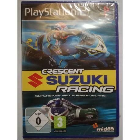 Suzuki Racing PS2 nová