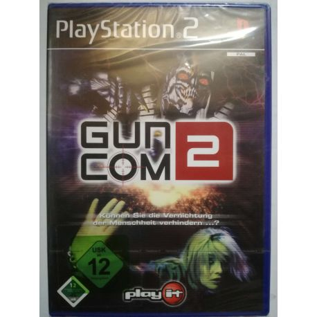 Gun Com 2 PS2 nová