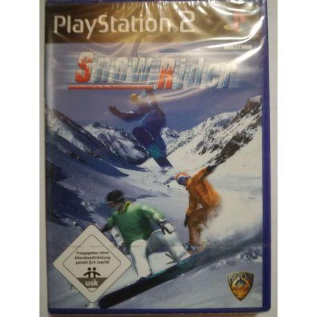 Snow Rider PS2 nová