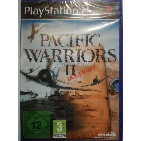 Pacific Warriors 2 PS2 nová