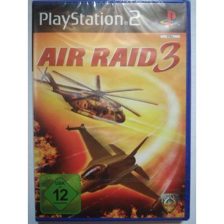 Air Raid 3 PS2 nová