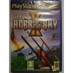 WW1 Aces of the Sky PS2 nová