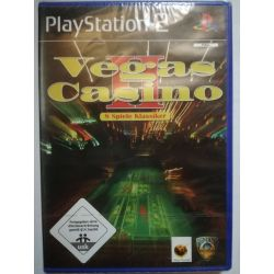 Vegas Casino II PS2 nová