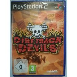 Dirt Track Devils PS2 nová