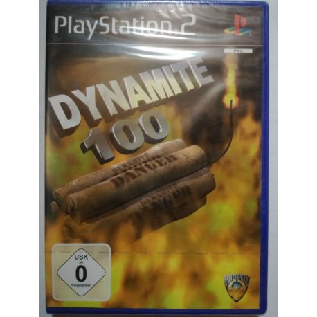 Dynamite 100 PS2 nová