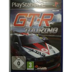 GT-R Touring PS2 nová