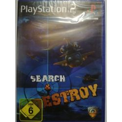 Search & Destroy PS2 nová
