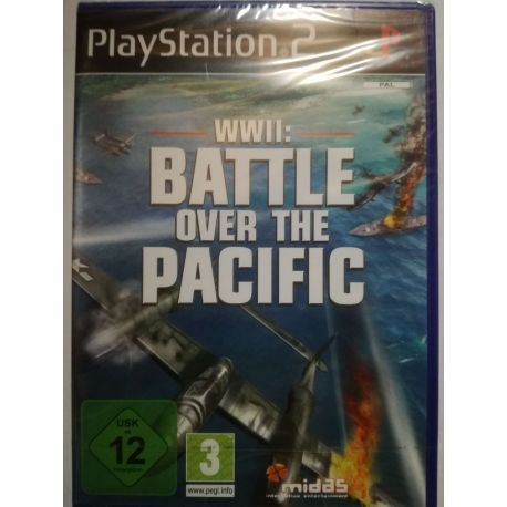 WWII: Battle over the Pacific PS2 nová