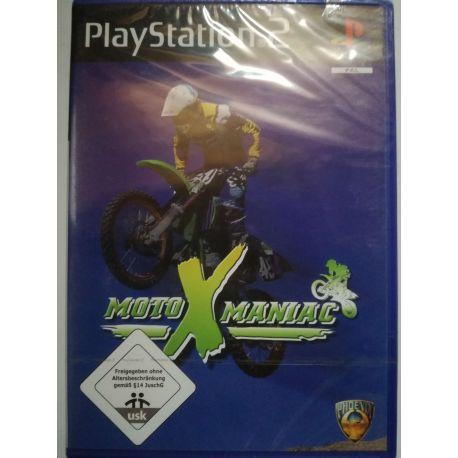Moto X Maniac PS2 nová