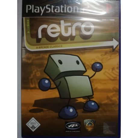 Retro PS2 nová