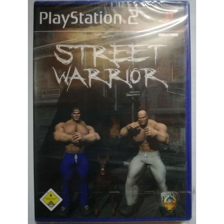 Street Warrior PS2 nová