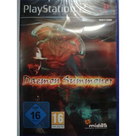 Daemon Summoner PS2 nová