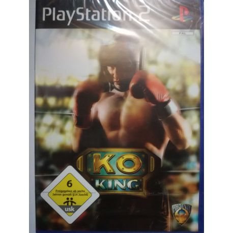 KO King PS2 nová