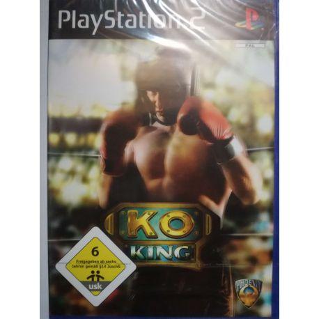 KO King PS2 nová