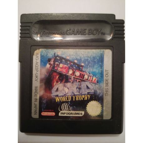 4x4 World Trophy Gameboy