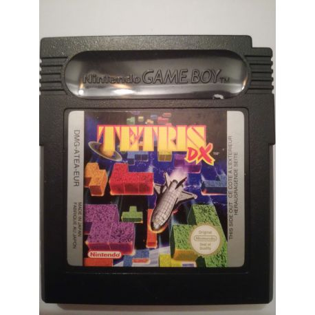Tetris DX Gameboy