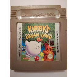 Kirby´s Dream Land Gameboy