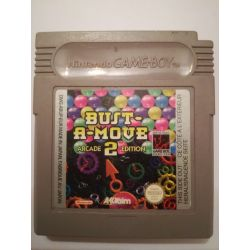 Bust & Move 2 Gameboy