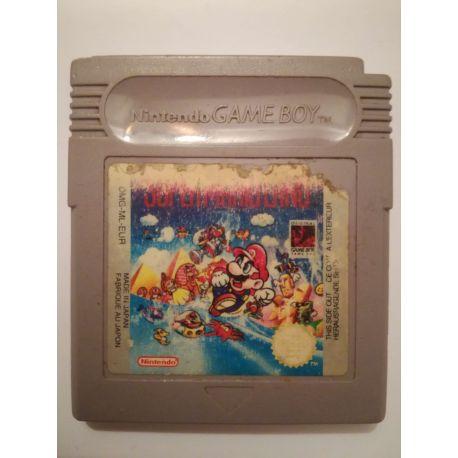 Super Mario Land Gameboy