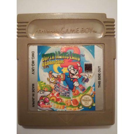 Super Mario Land 2:Golden Coins Gameboy