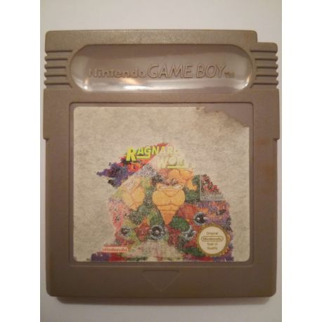Battletoads in Ragnarok´s World Gameboy