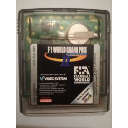 F1 World Grand Prix II Gameboy Color