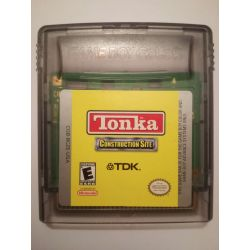 Tonka Constuction Site Gameboy Color