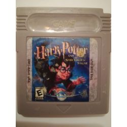 harry Potter and the Sorcerer´s Stone Gameboy Color
