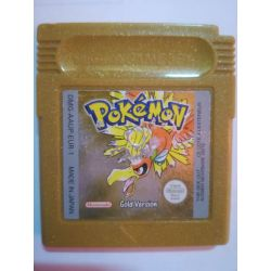 Pokémon Gold Gameboy