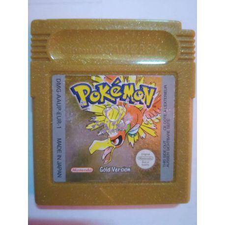 Pokémon Gold Gameboy