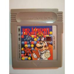 DR. Mario Gameboy