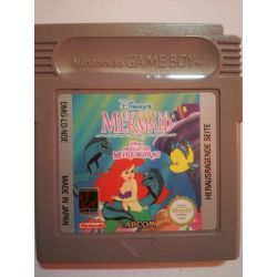 The Little Mermaid Gameboy