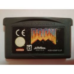 Doom Gameboy Advance