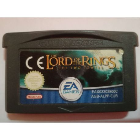 The Lord of the Rings:The Two Towers Gameboy Advance