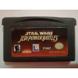 Star Wars Jedi Power Battles Gameboy Advance