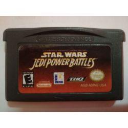 Star Wars Jedi Power Battles Gameboy Advance