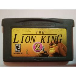 Lion King 2 Gameboy Advance