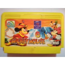 4in1Exerion, Soccer, Tetris II, Mickey Mouse Famicom