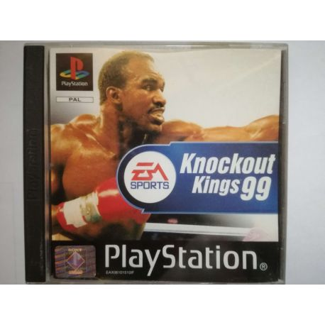 Knockout Kings 99 PSX