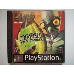 Oddworld: Abe´s Exoddus PSX