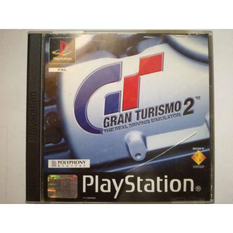 Gran Turismo 2 PSX