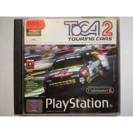 Toca 2:Touring Cars PSX