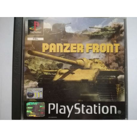 Panzer Front PSX