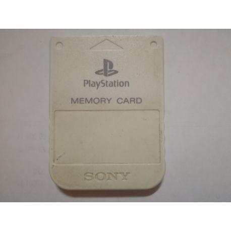 Memory Card Sony PSX