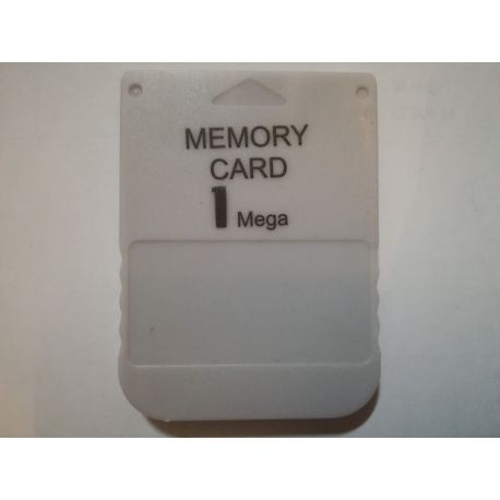 Memory Card PSX