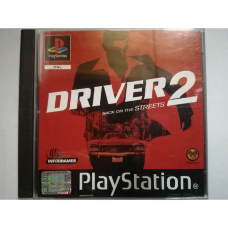 Driver 2 PSX