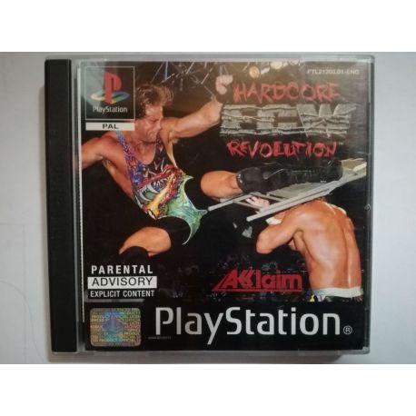 Hardcore ECW Revolution PSX