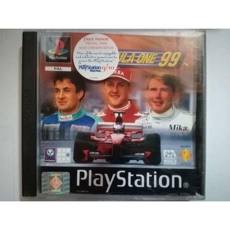 Formula One 99 PSX