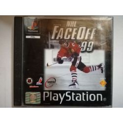 NHL Face OFF 99 PSX