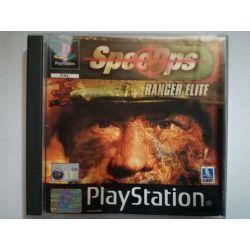 Spec Ops:Ranger Elite PSX